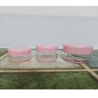 화장품 크림공병투명 3g /5g/10g 화장품용기 샘플용기