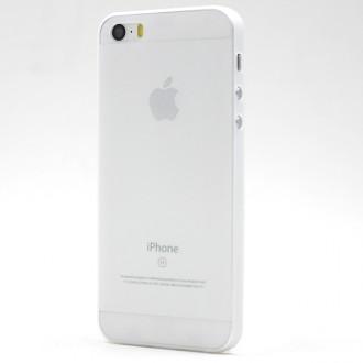 초박형 아이폰5/5S/SE 스키니슬림 메트케이스/0.3mm P