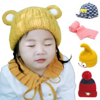 (원도매탑) 2016년 신상 아동 스냅백 군모 야구모자 모자 아동 털모자