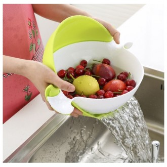 [영그린]회전볼채반/야채바가지/주방용품도매/바가지