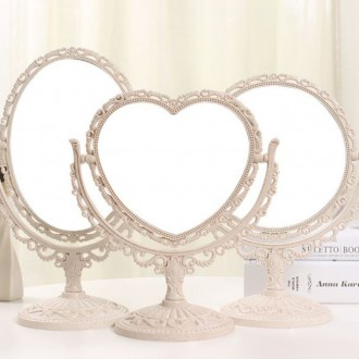[본진] 양면거울/탁상거울/화장대 거울/예쁜 회전거울
