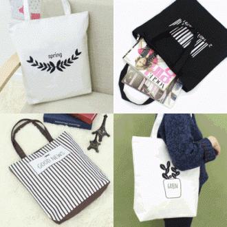 [도매라인]가격인하*에코백/캔버스가방/화장품파우치