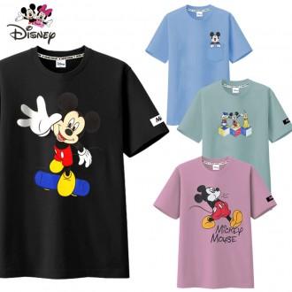 [디즈니정품]여름신상 남여공용 미키반팔티 티셔츠