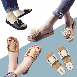북마크몰)8200 여성 샌들 모음/슬리퍼/단화/쪼리/신발