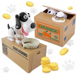 동전먹는 강아지 고양이 저금통/금고/인테리어/ 동전