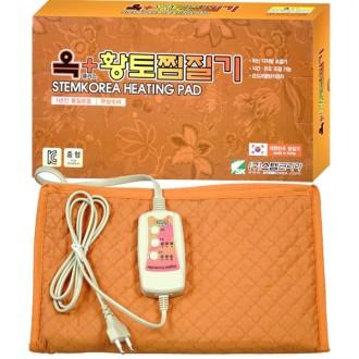 옥 플러스 황토 전기 찜질기/찜질팩/핫팩/전기매트/뜸