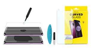 UV 나노글라스 풀커버 액상 강화유리