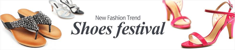 2017 유행 스타일 신발 기획전