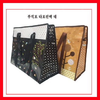 [잡화짱] 타포린가방 대 쇼핑백 타포린백 최고의품질