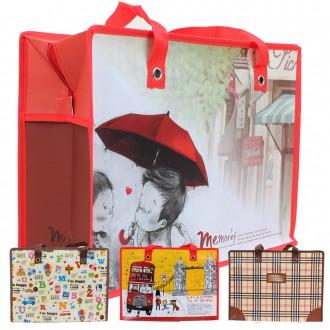 [한원산업] 패션타포린가방(중형) 여행가방 보조가방