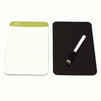 2p 미니 자석 메모판(12cm×18.5cm)/문구류