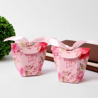 사랑담는 선물상자 쇼핑백 10p세트/10cm×10cm×7cm