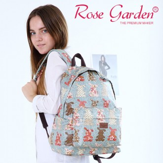 RG로즈가든 백팩 L 여행용 여성 가방 배낭 기저귀가방