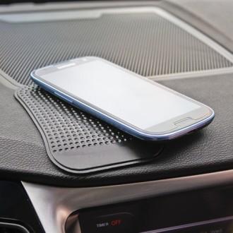 실리콘 초강력 논슬립 패드(12cm×7.5cm)/휴대폰패드