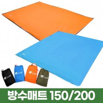 [조아캠프]캠핑용방수매트(소)텐트매트캠핑매트돗자리