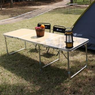 [조아캠프]캠핑테이블180/접이식테이블/캠핑용품