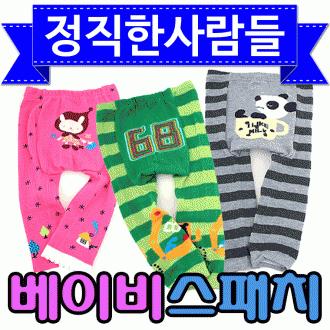 유아레깅스 양말 아동스패츠 유아스타킹/정직한사람들