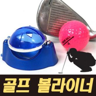 골프볼라이너 볼마커/퍼팅연습/볼라이너/양쪽펜/골프