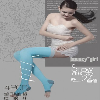 빨간양말공장)슬리핑압박스타킹/수면압박스타킹/다이