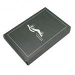 풀잎무늬 선물박스(14. 6x21x4.6)/선물포장박스/타올