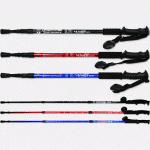 3단등산스틱(일자형/l그립)일자스틱/등산지팡이/지팡