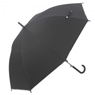 [파스텔검정우산] 장우산 비닐우산 투명우산 인쇄가능