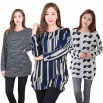 [리원패션] 베이직 티셔츠-LEEW0844