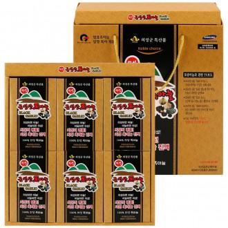 의성 구봉골 흑마늘진액(60mlx30포)/블루베리/홍삼/