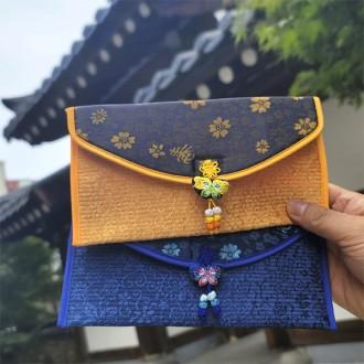 누리라이프/고급통장지갑/전통지갑용돈봉투세뱃돈지갑