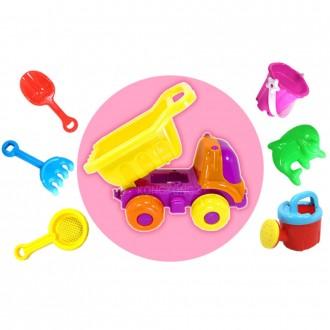 트럭 모래놀이 모음 소꿉놀이 보트 물놀이 장난감