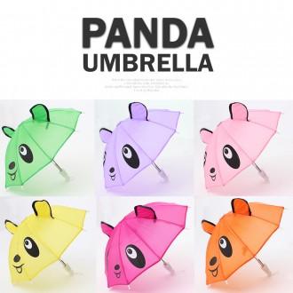 귀여운 팬더우산 인테리어 장식 소품 미니우산 공연