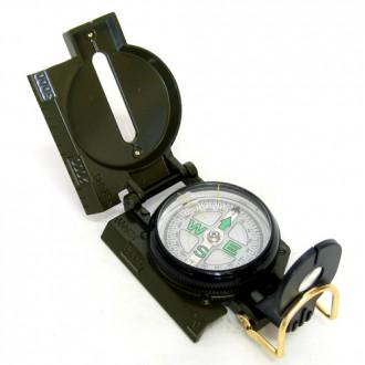 고급 군용 나침반(7.5cm×6cm)/등산 낚시 레져용품