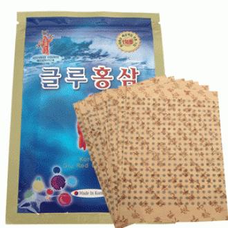 다나아 글루홍삼파스/글루홍삼패드/건강패드/인삼파스