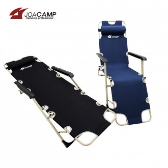 [조아캠프]릴렉스침대의자/캠핑의자/간이침대/텐트