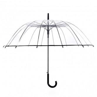 [투명우산]장우산 비닐우산 아동우산 인쇄가능 판촉물