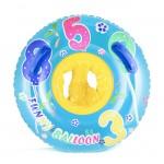 △ 65cm 원형 보행기 손잡이 튜브(파랑) (4∼6세용)-국산