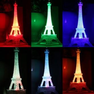 에펠탑 무드등/자유자재로 변하는조명/취침등/수면등/