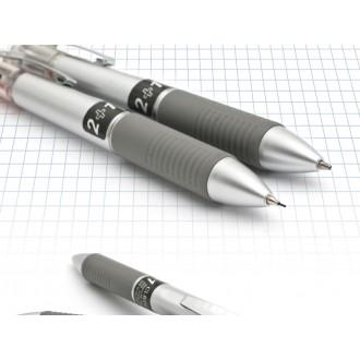 매직2+1 실버/오토삼색실버.고급볼펜.볼펜.연필.사무