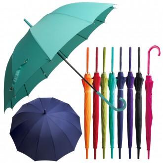트라이엄프 12k솔리드 장우산 패션우산 무지개우산 돌