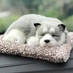 KC인증 리얼펫 강아지 제습인형 차량용 활성탄 공기정