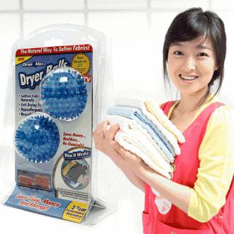 2p 매직 세탁볼(7cm)/세탁용품/한정판매