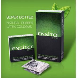 엔시토 슈퍼 도티드 10 P 콘돔