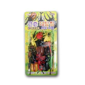 황용토이 곤충 대탐험 동물 가축 피규어 장난감