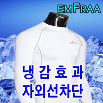 엠프라 언더레이어 기능성스포츠의류 자외선차단+땀속