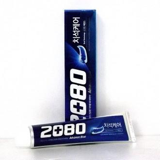 2080 어드밴스블루치약 120g (치석케어)