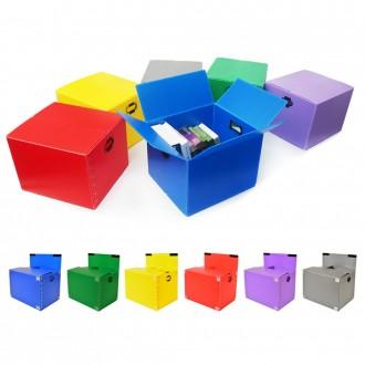 (10장씩판매)이사박스/단프라박스/플라스틱박스/정리