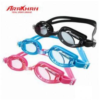 아라칸 수경501 색상랜덤발송/국내제작 물안경 무도수