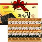 광천김세트(30봉)/광천김/대천김/김선물세트/김세트
