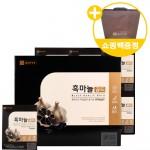 종근당 흑마늘골드 80ml 60포 마늘즙 발효흑마늘 선물