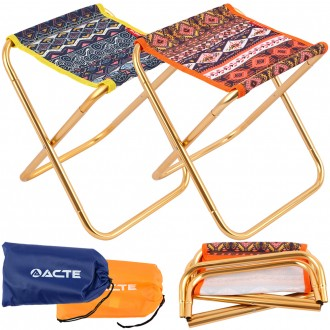 두랄루민 접이식 휴대용의자(소)/접이식의자/등산의자